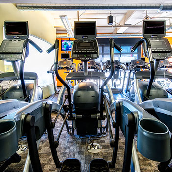 Featuring top of the line fitness equipment in our Denver, Colorado fitness center.