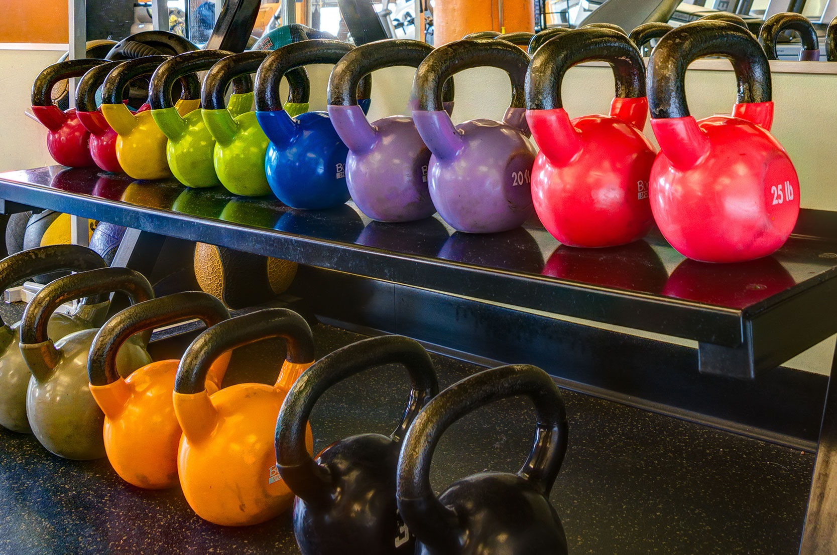 Free fitness center trial in Denver, Colorado