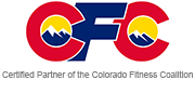 Certified Partner of the Colorado Fitness Coalition