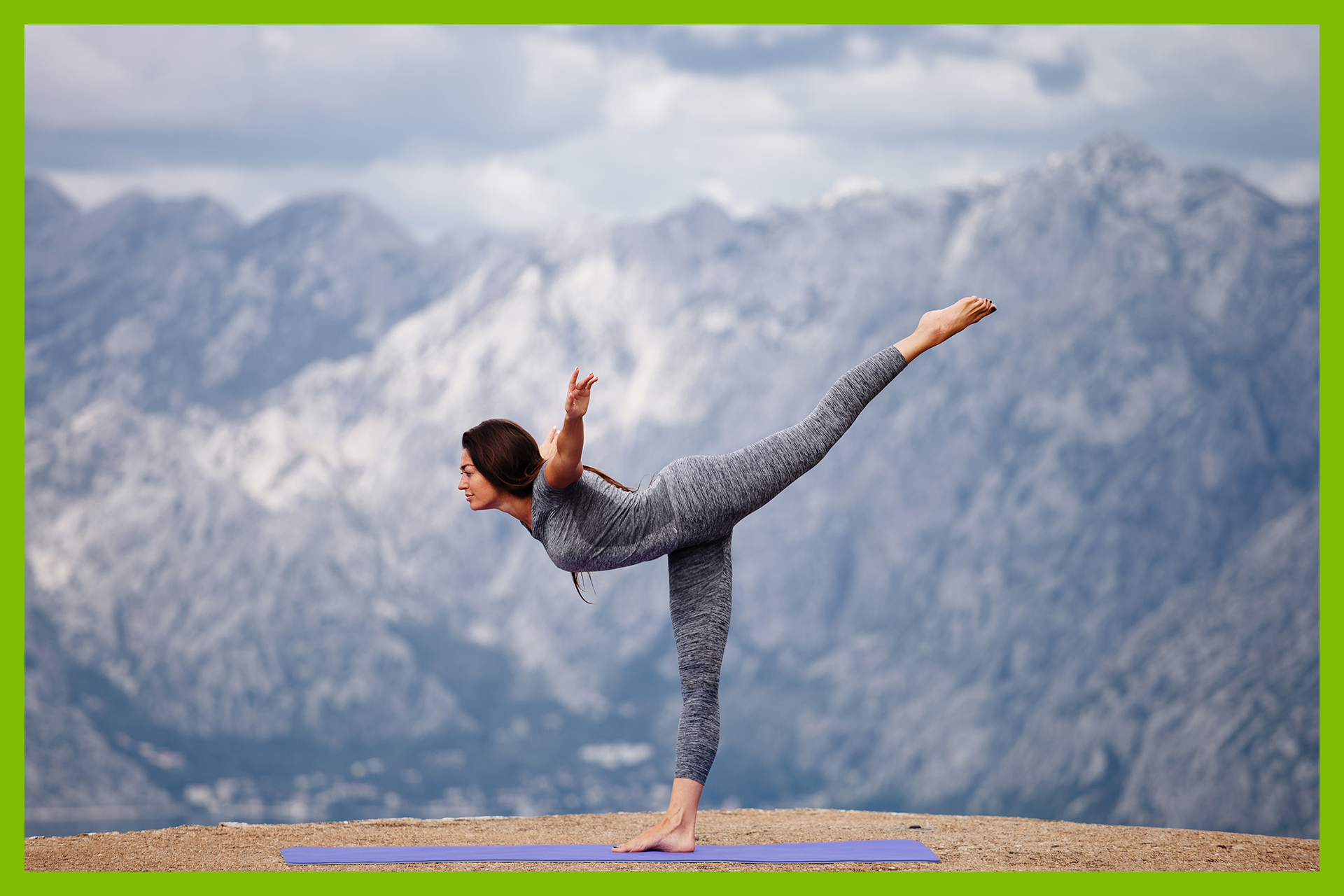 LoHi Athletic Club, fitness center and gym located in Denver, Colorado presents the August 2020 Yoga challenge.