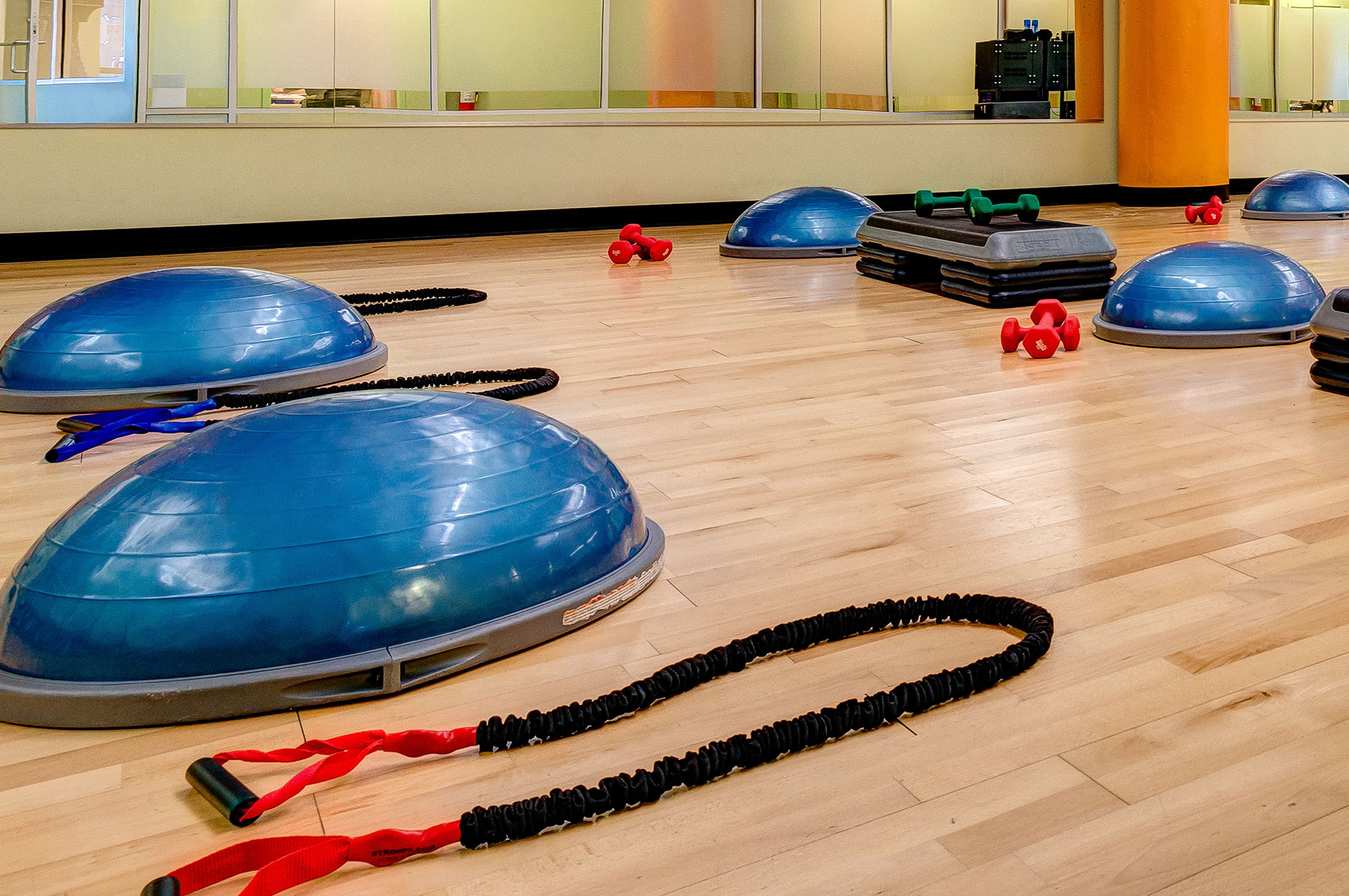 Group classes are back at our Denver athletic club, fitness center and gym!