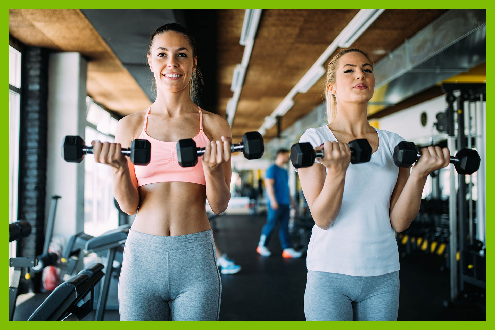 Evolve into the person you want to be at LoHi Athletic Club.  A fitness center and gym in Denver, Colorado.