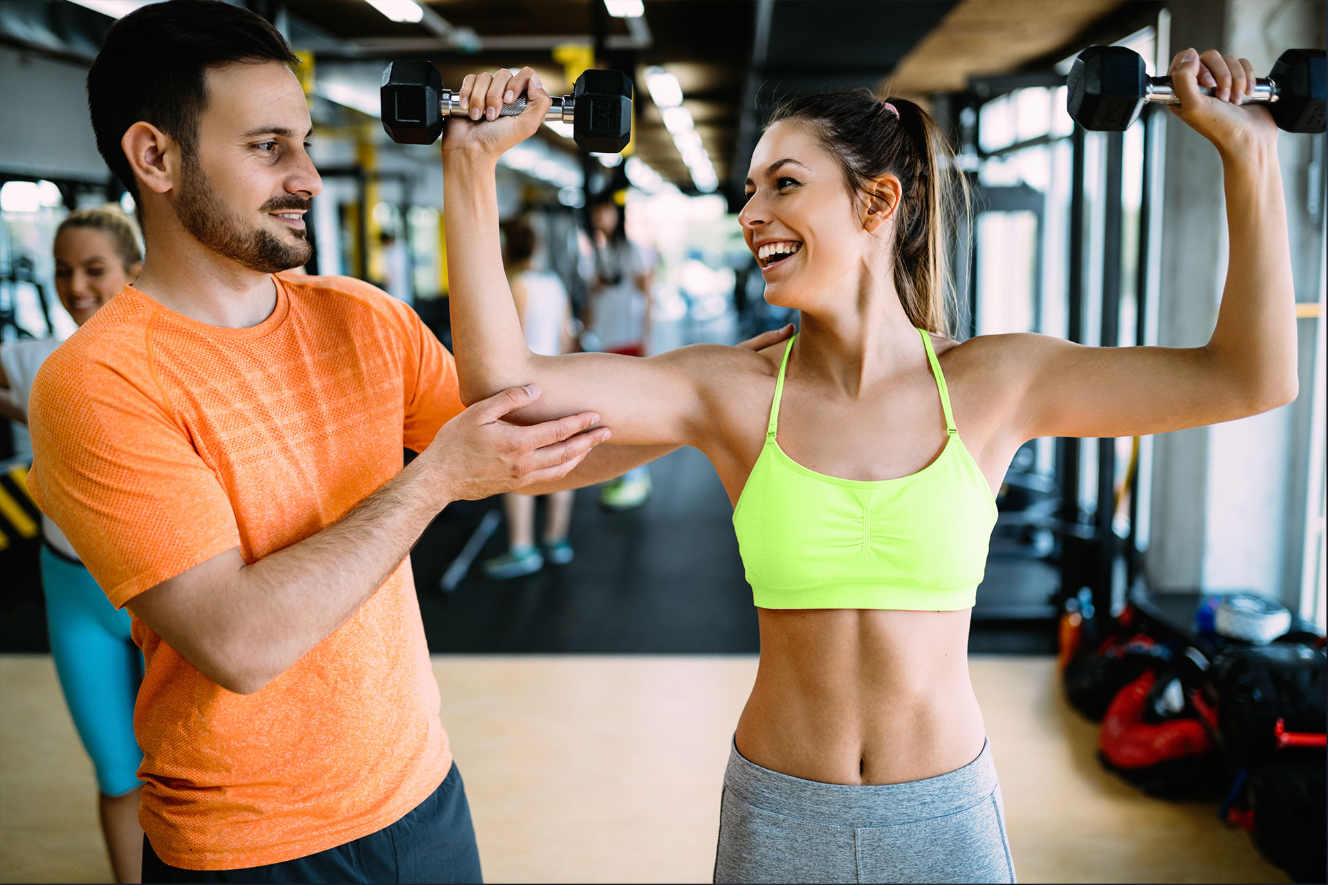 For the month of May, new members can enroll including 5 Personal Fitness Training sessions in our Denver, Colorado gym and fitness center.