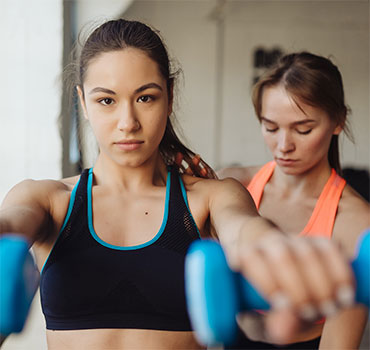 New members score 50% off enrollment fees and only $89/month with 3 sessions with a personal trainer!